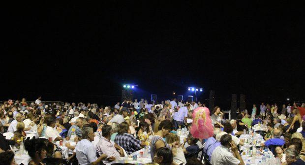 Γιορτή Τσιπούρας, ένας θεσμός στην Σαγιάδα Θεσπρωτίας.